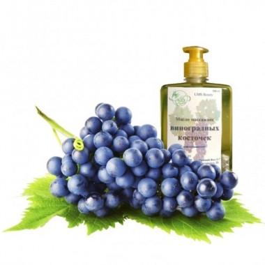 Массажное масло из виноградных косточек (500 мл)