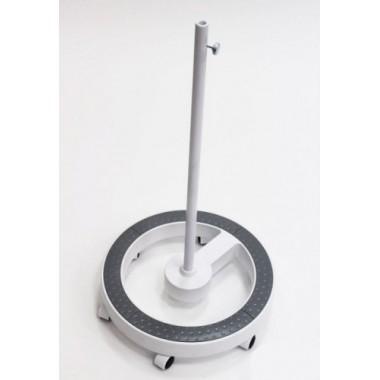Штатив для лампы-лупы круглый 5В с фиксатором