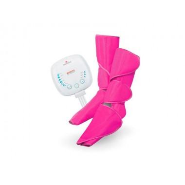 Аппарат для прессотерапии YAMAGUCHI Axiom Air Boots (розовый и синий)