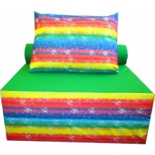 Бескаркасное кресло Rainbow