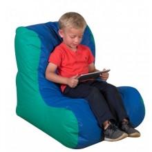 Бескаркасное кресло Лежак