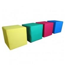 Набор пуфиков Кубик