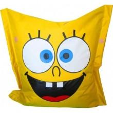 Детское кресло-мешок Спанч Боб