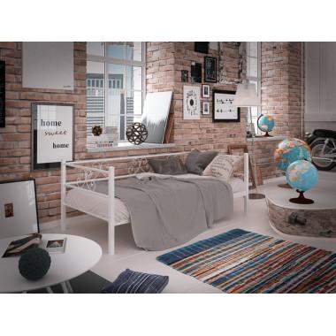 Металлический диван-кровать Самшит