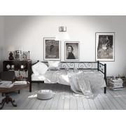 Металевий диван-ліжко Амарант